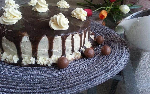 Chocolate Pineapple Cake