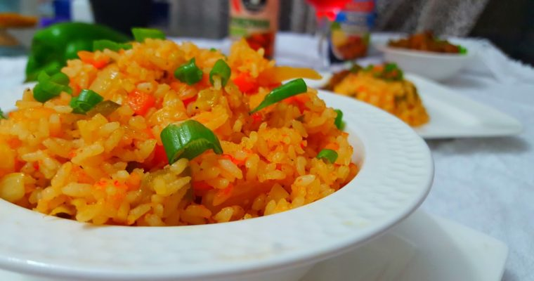 Szechwan Fried Rice.
