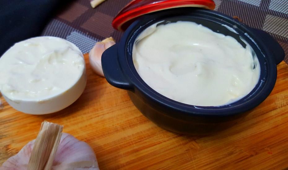Garlic Paste.