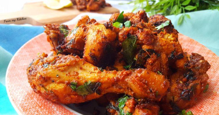 Chicken 65 (Dry Fry)