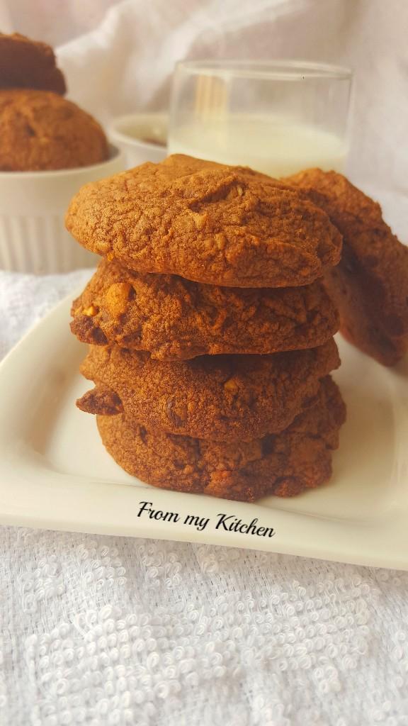 Triple Chocolate Cookie.