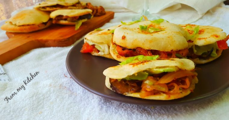 Stuffed Pita Bread.