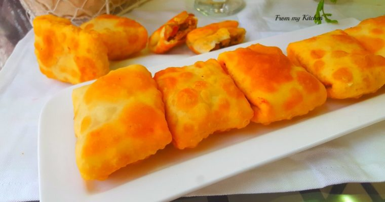 Fried Meat Pies.