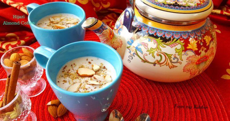 Hijazi Almond Coffee.