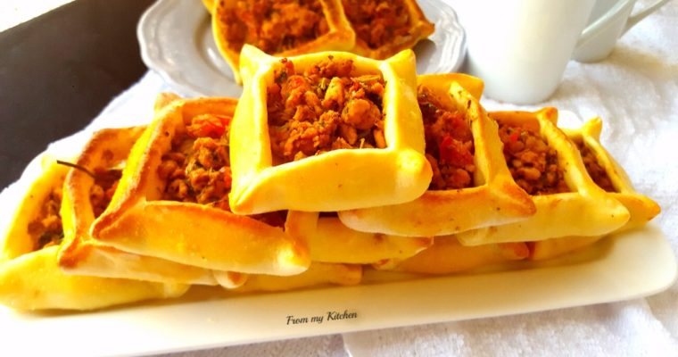 Sfeeha (Middle Eastern Meat Pies)