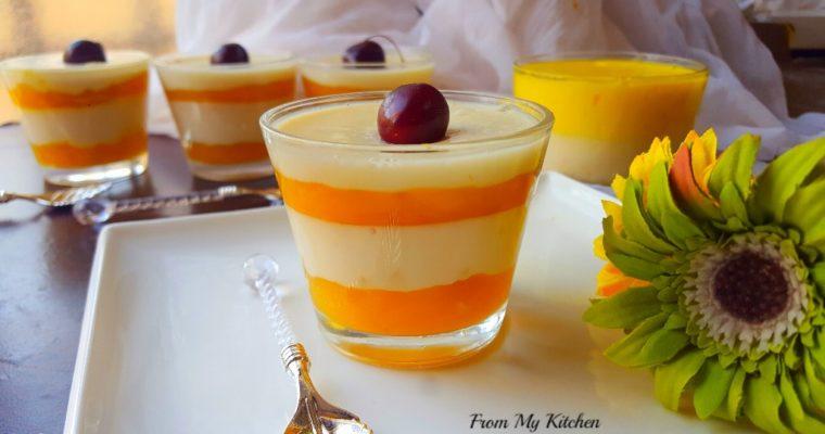 Mango Vanilla Delight!