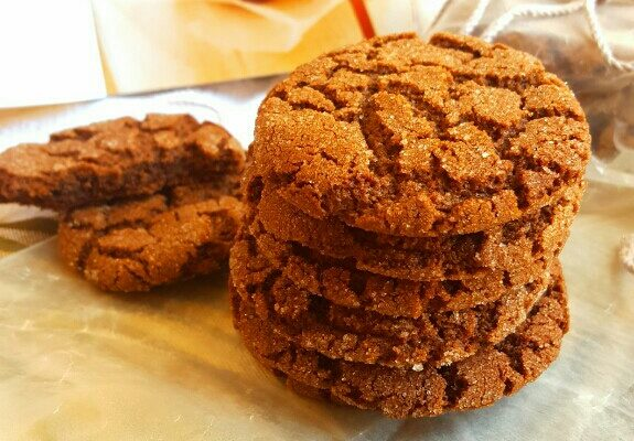 Mexican Hot Chocolate Cookie
