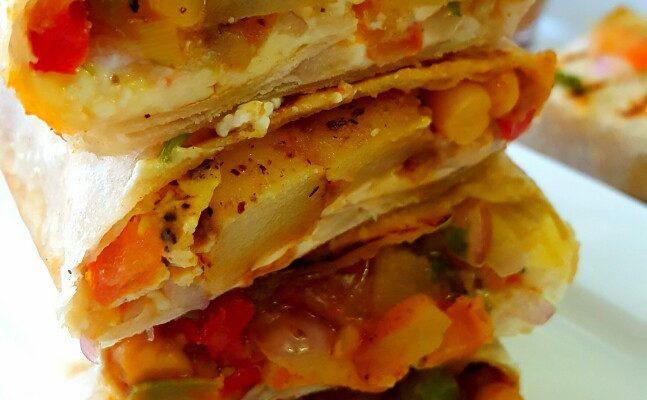 Breakfast Burrito.