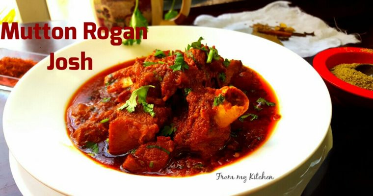 Mutton Rogan Josh.