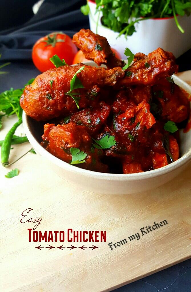 Tomato Chicken