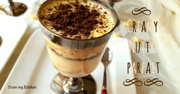 Creamy Nutty Parfait