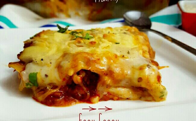 Easy Gooey Lasagna