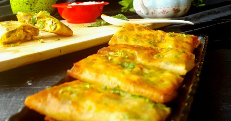 Chicken Tikka Parcels