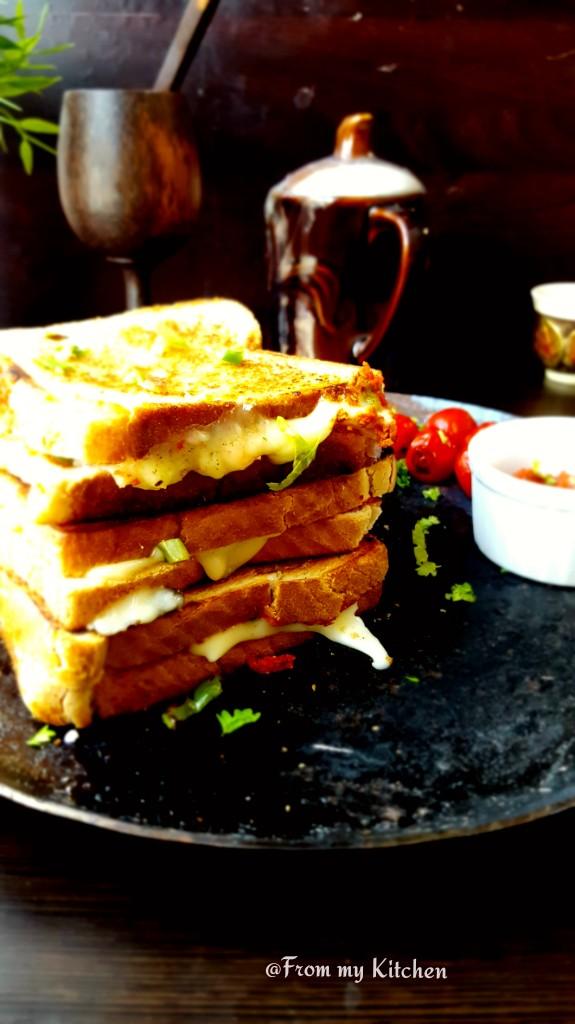 Pizza Sandwich Grill