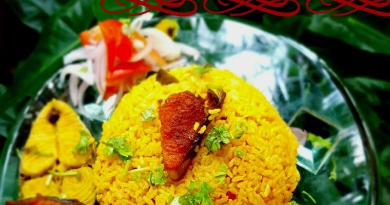 Fish Rice