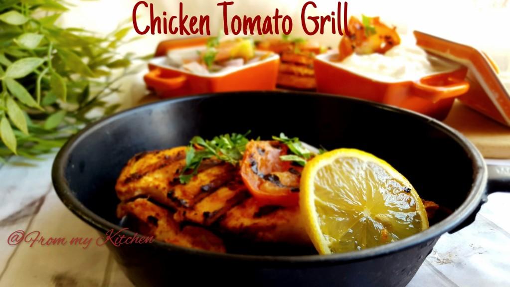 Chicken Tomato Grill