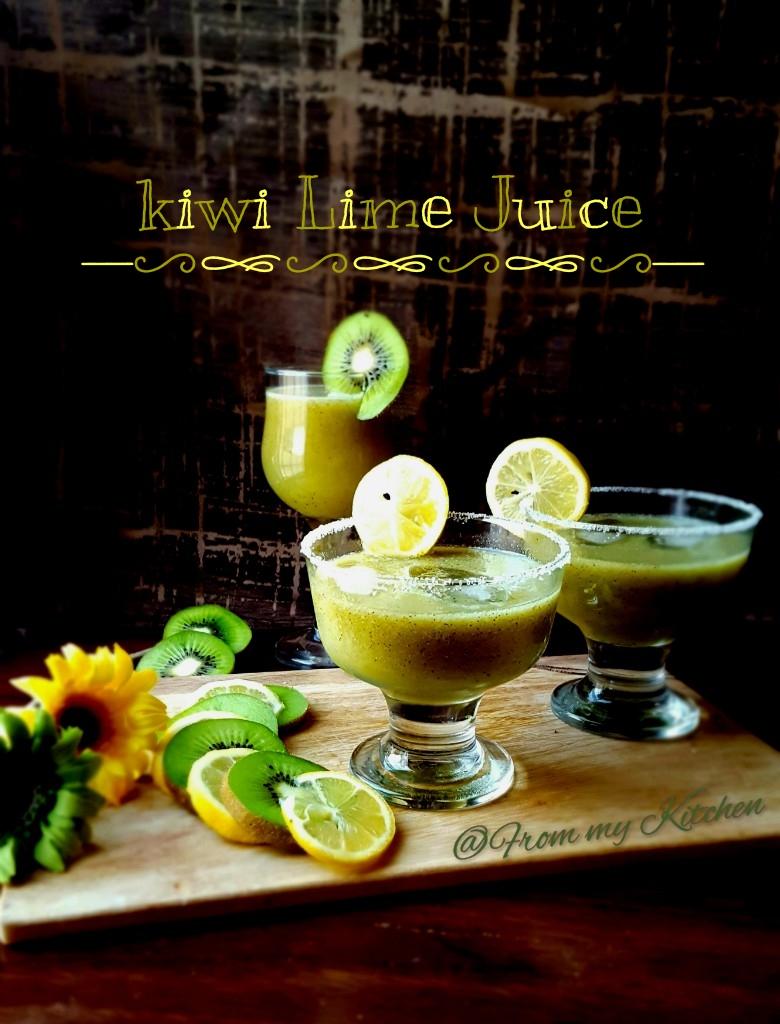 Kiwi Lime Juice