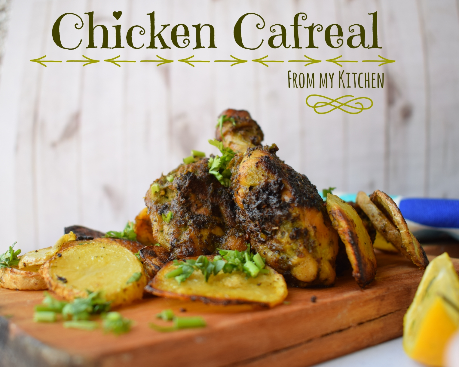 Chicken Cafreal