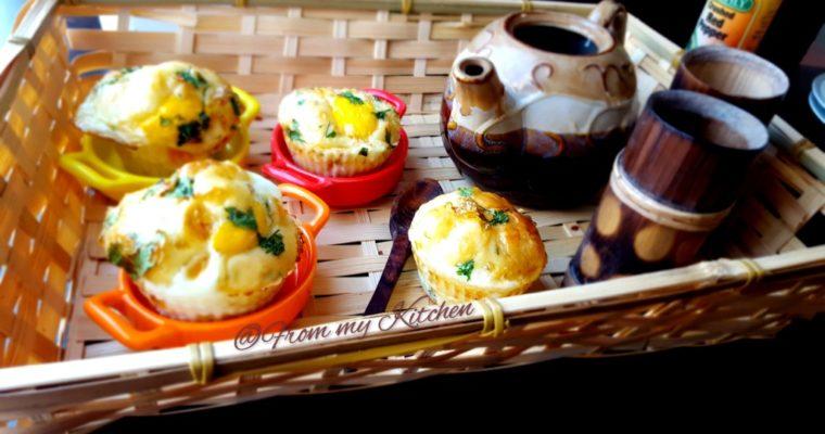 Korean Egg Bread(Gyeran-ppang)