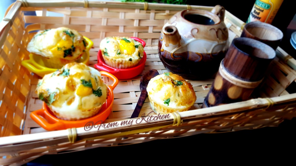 Korean Egg Bread(Gyeran-ppang)