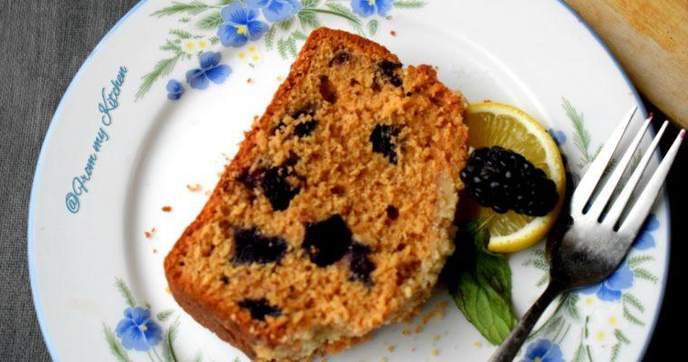 Blue Berry Crumb Cake