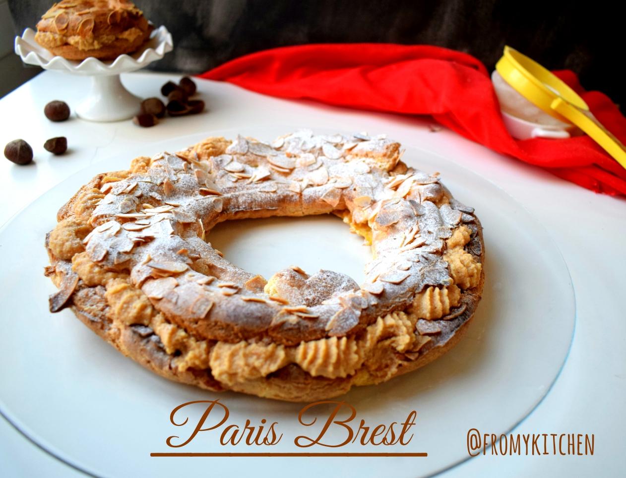Paris Brest – Recette De Paris