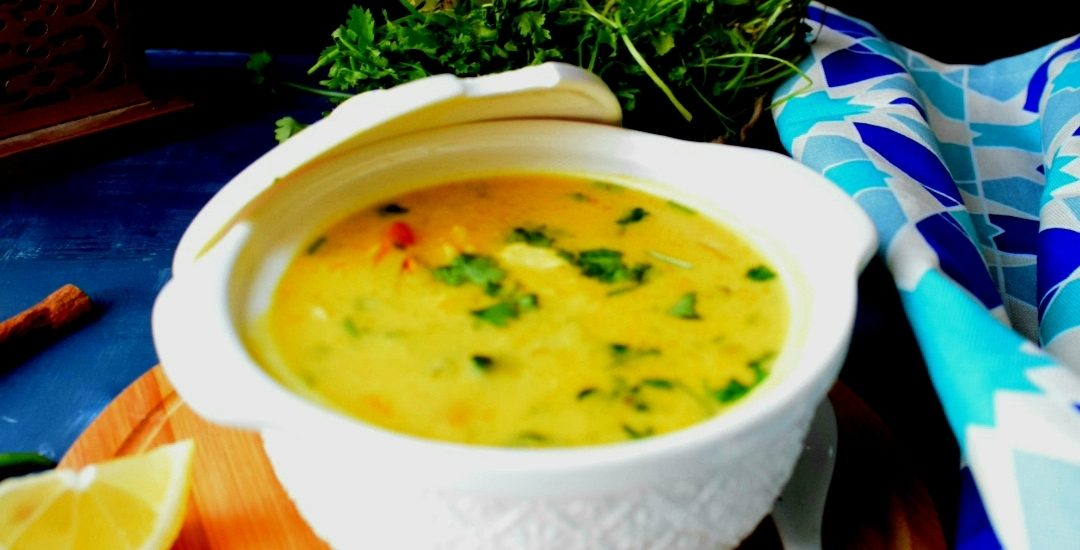 Masala Kanji/ Chicken & Rice Soup/Shorba
