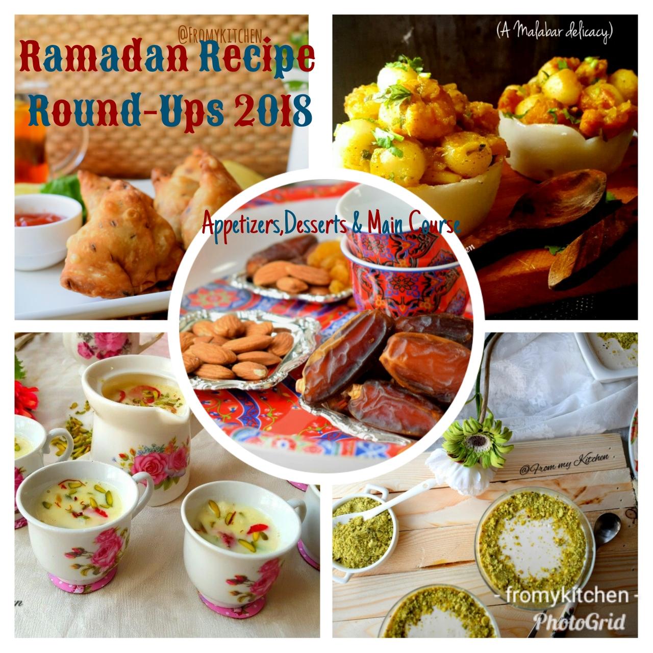 Ramadan Round-Ups 2018