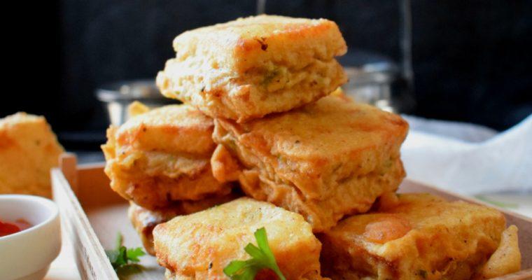Eggpotato Sandwich Baji