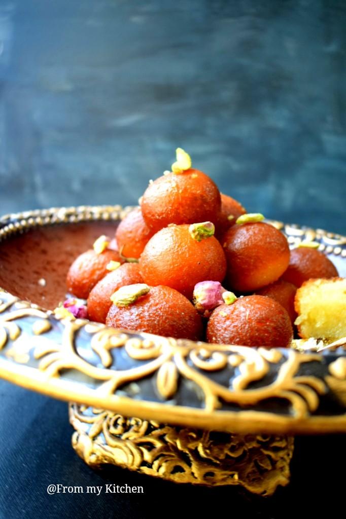 Perfect Gulab Jamun