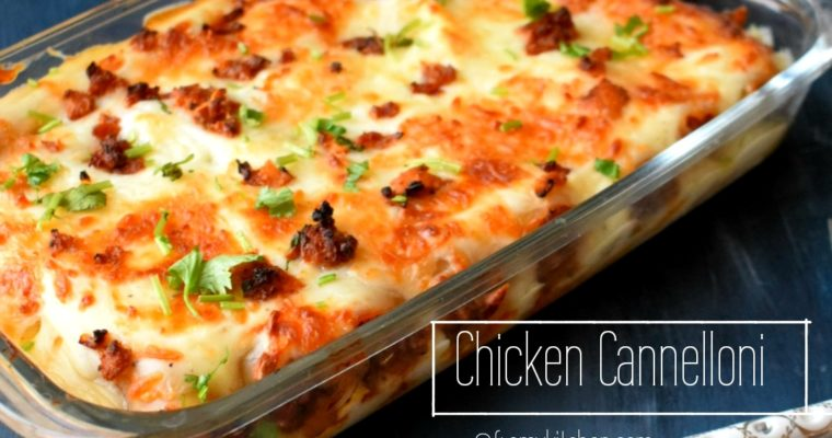 Chicken Cannelloni