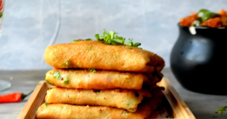 Cheesy Paneer Pockets