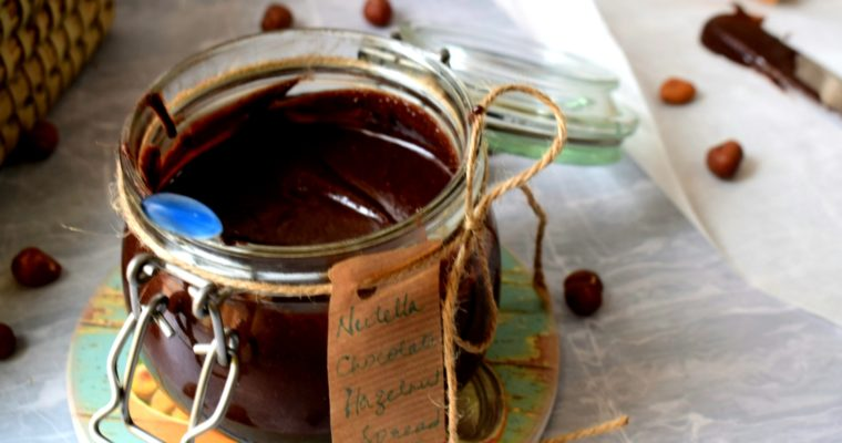 Nutella – Chocolate Hazelnut Spread