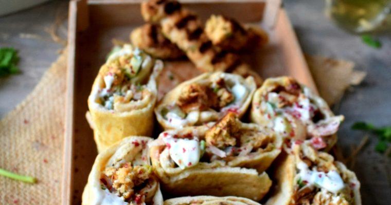Sheekh Kebab Roll