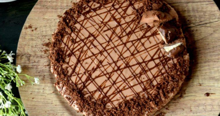 Toblerone Cheese Cake
