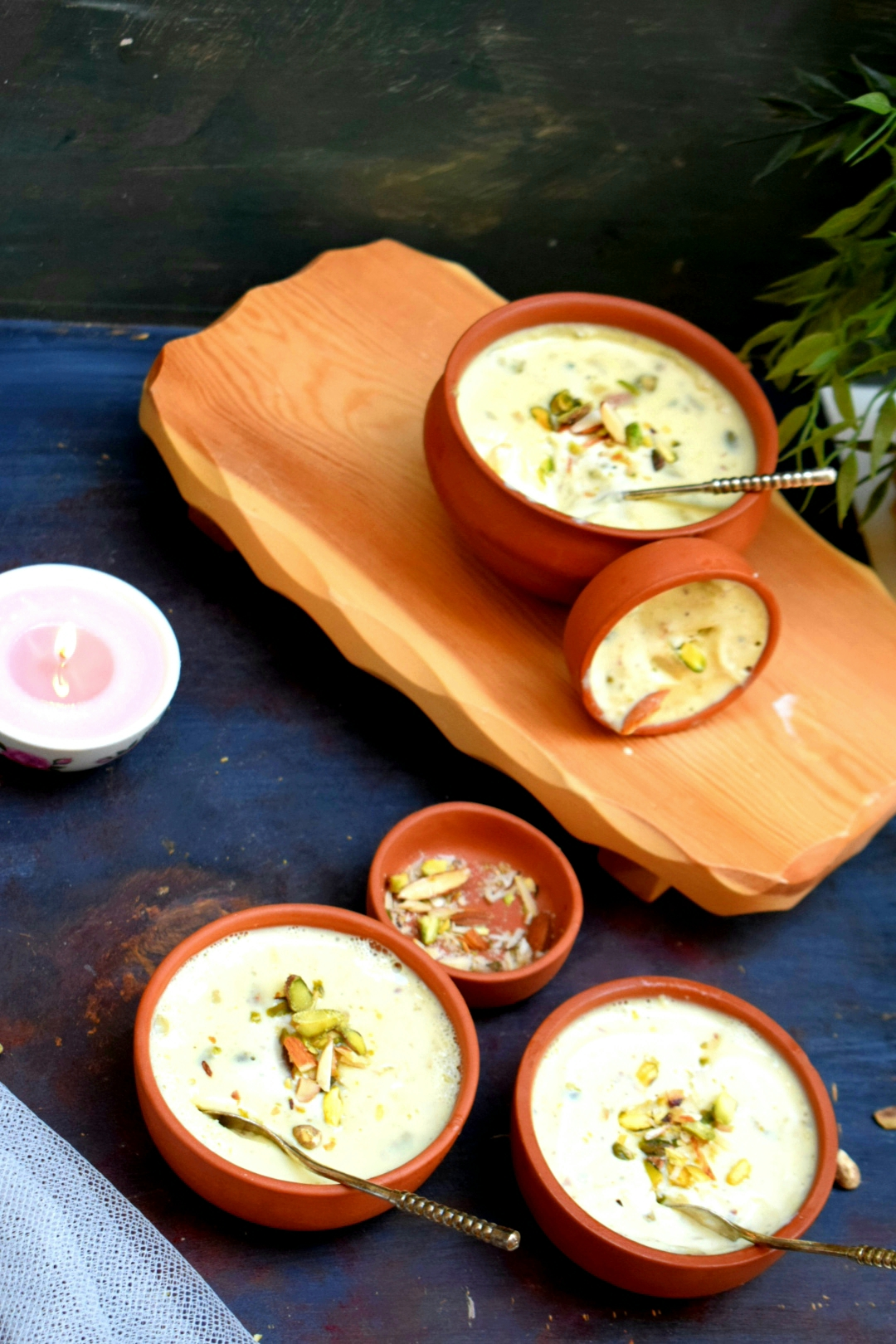 Matka Malai Kulfi - From My Kitchen