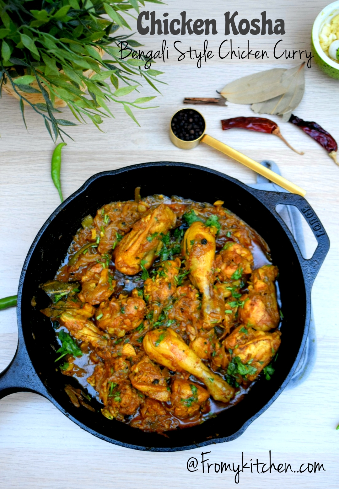 Chicken Kosha
