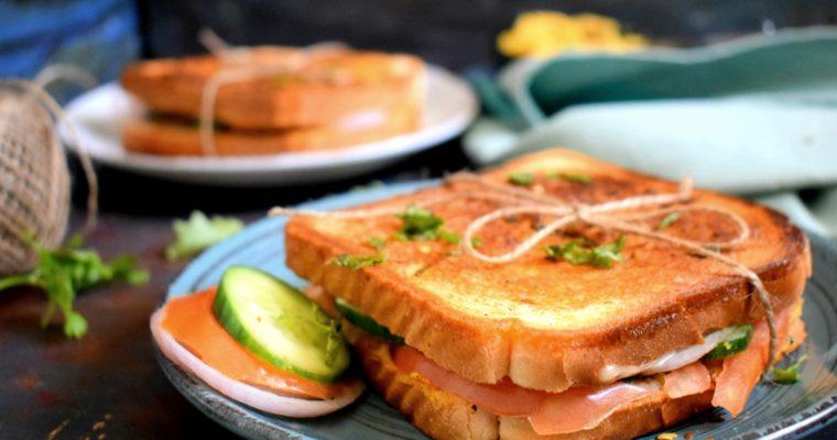 Daal Sandwich