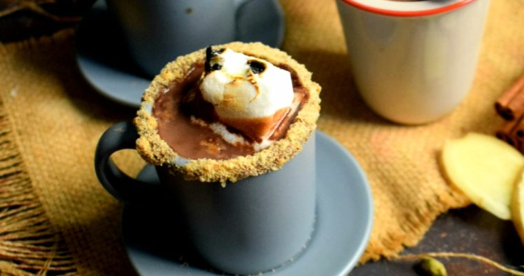 Hot Chocolate in 2 ways