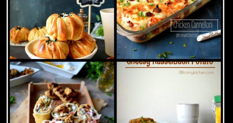 Baked, Cheesy, Rolls & More Ramadan Roundups