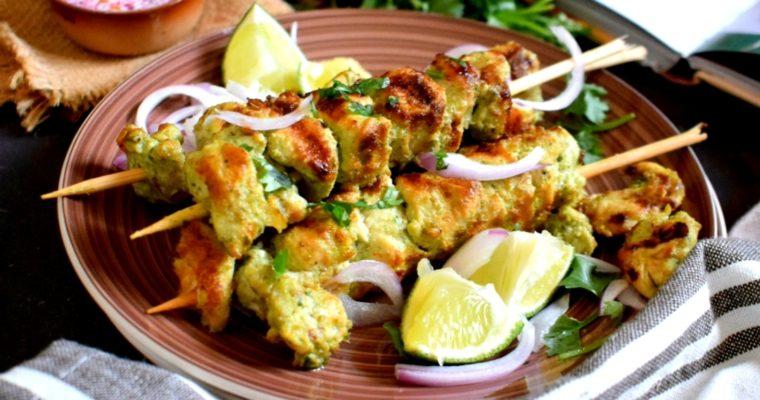 Spicy Moroccan Kebab