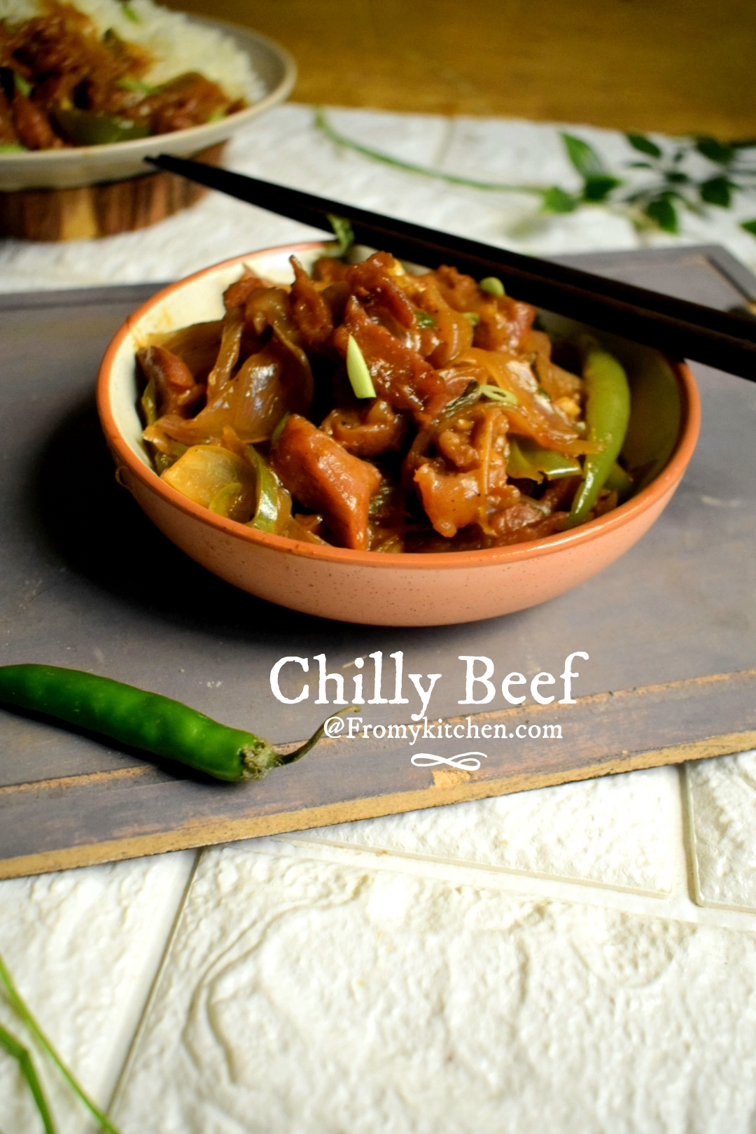 Chilly Beef