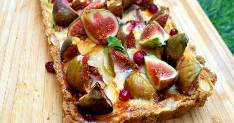 Easy Fig Tart