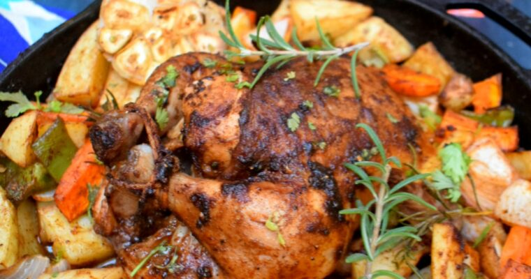 Whole Chicken Roast